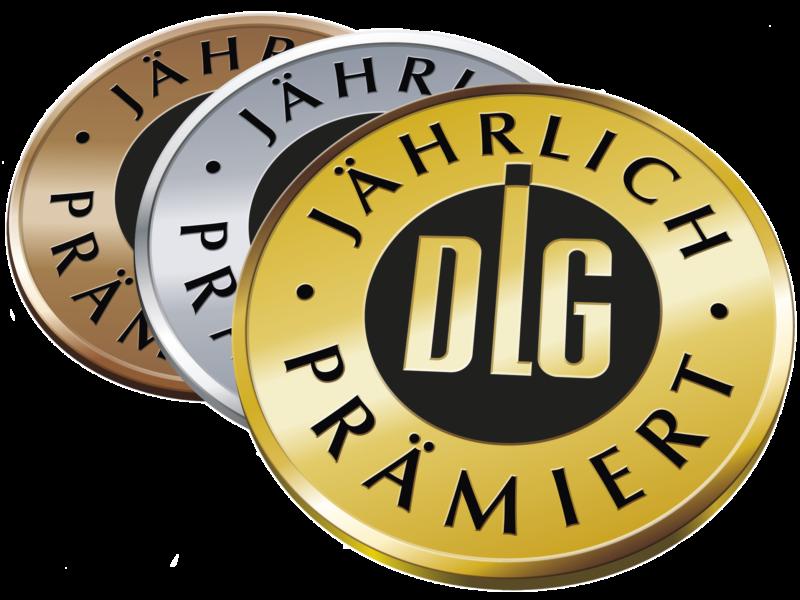 Goldene DLG-Medaillen für die HANNA-Feinkost AG